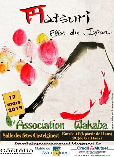 matsuri -fete du japon - castelginest - association wakaba