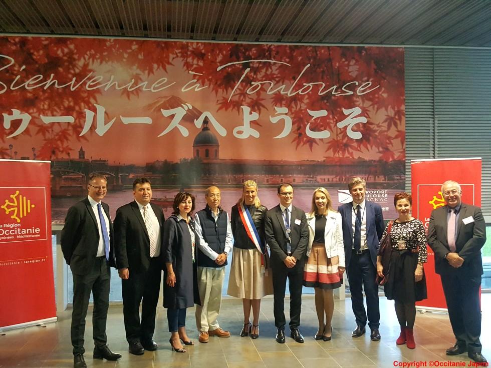 photo officielle vol inaugural tokyo toulouse - occitanie japon.jpg