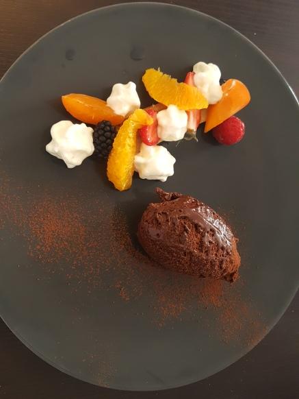 mousse au chocolat - Hito - Toulouse